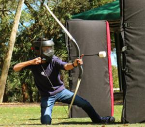 archery tag singapore price